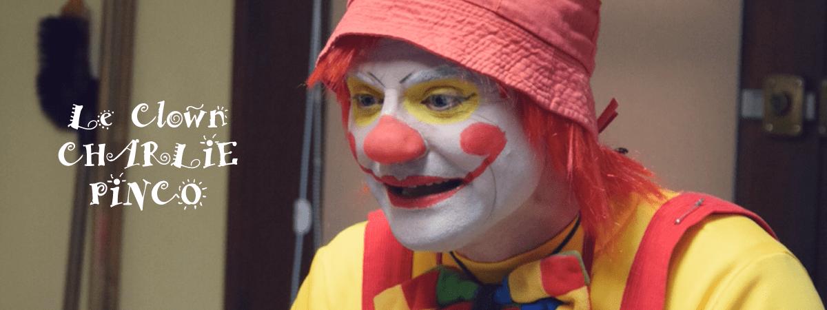 Le Clown Charlie Pinco