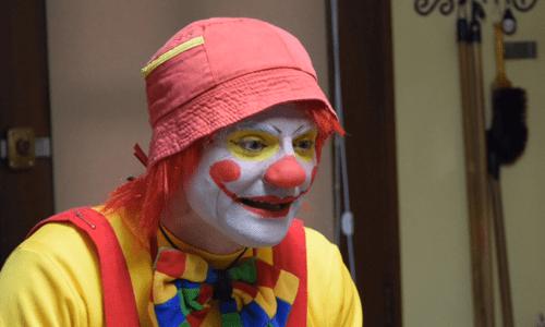 Charlie Pinco le Clown