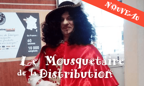 Le Mousquetaire de la Distribution